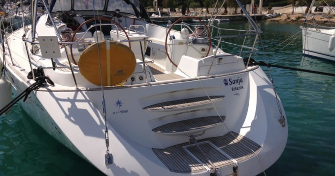 Segelboot mit oder ohne Skipper Jeanneau mieten in Rogoznica