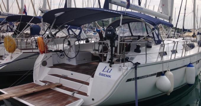 Segelboot mieten in Rogoznica - Bavaria Cruiser 51
