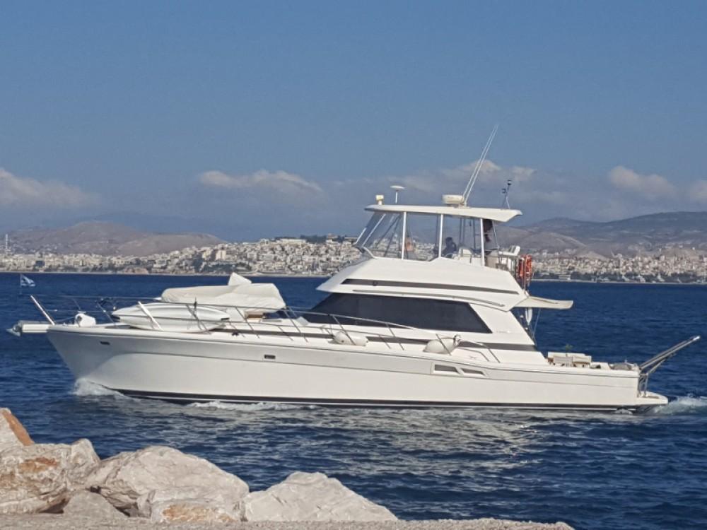 Motorboot mieten in Marina Alimos - Riviera Riviera 48