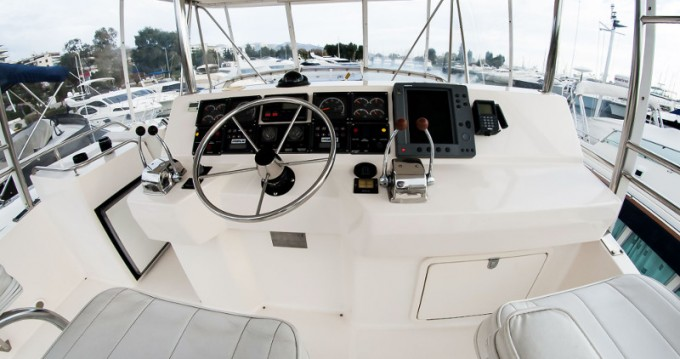 Yacht-Charter in Álimos - Riviera Riviera 48 auf SamBoat