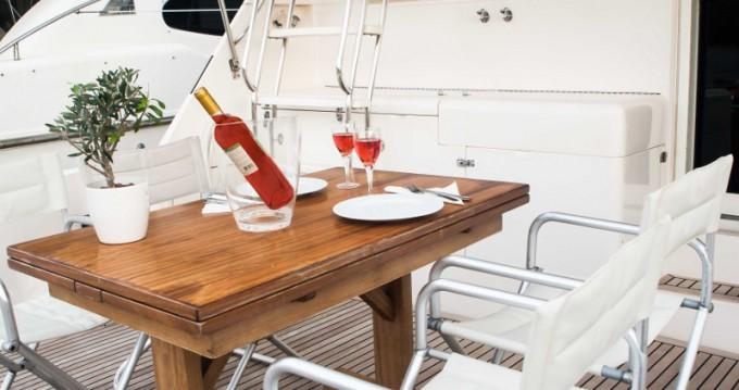 Motorboot mit oder ohne Skipper Riviera mieten in Álimos