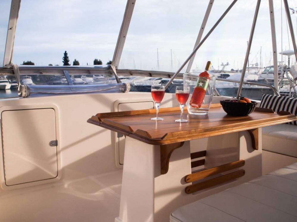 Bootsverleih Marina Alimos günstig Riviera 48