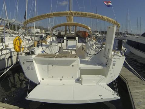 Segelboot mieten in Lefkada (Island) - Dufour Dufour 460 Grand Large