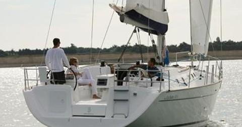 Bootsverleih Bénéteau Cyclades 50.5 Göteborg Samboat