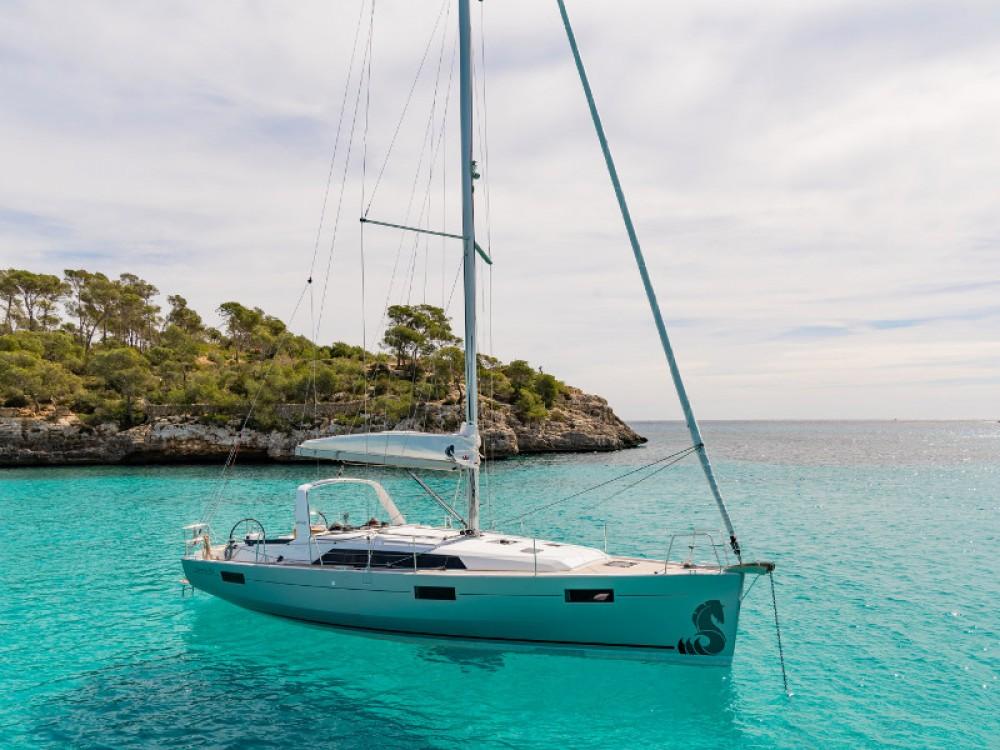 Yacht-Charter in Fethiye - Bénéteau Oceanis 411 auf SamBoat