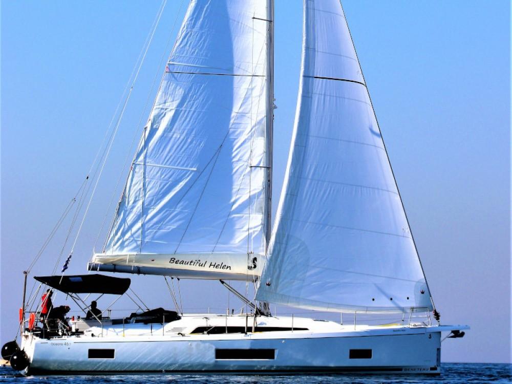 Yacht-Charter in Kos - Bénéteau Oceanis 461 auf SamBoat