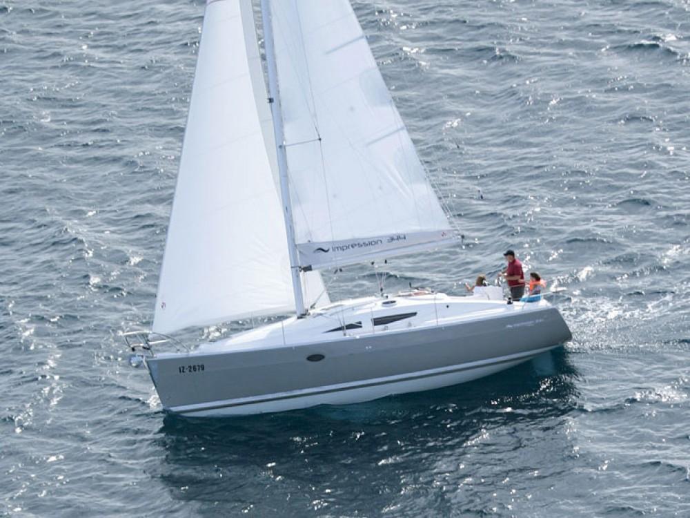 Bootsverleih Elan Elan 344 Impression Tallinn Samboat