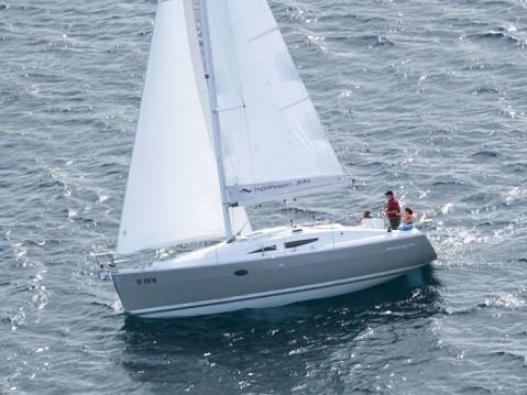 Segelboot mit oder ohne Skipper Elan mieten in Pirita