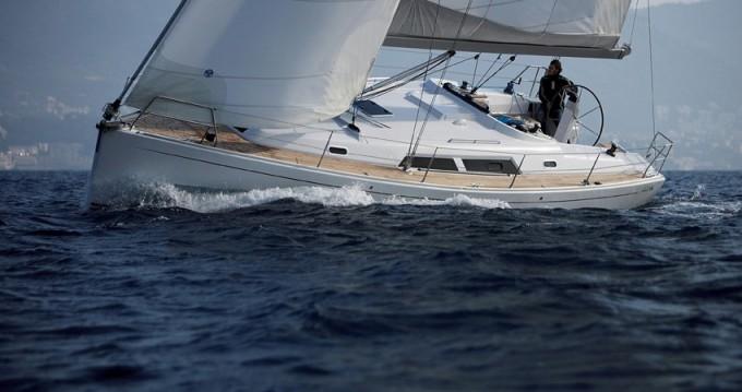 Bootsverleih Hanse Hanse 400 Pirita Samboat