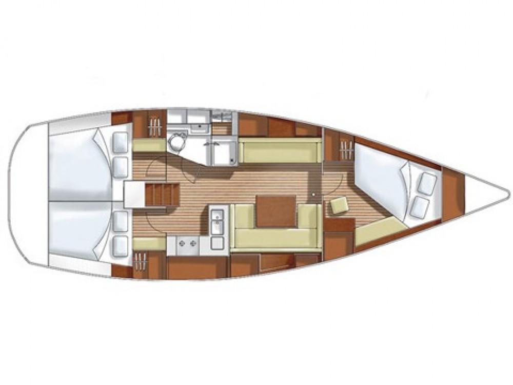 Segelboot mieten in Tallinn - Hanse Hanse 400