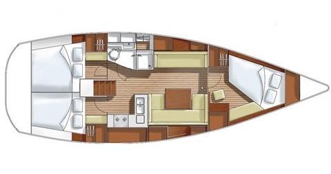 Yacht-Charter in Pirita - Hanse Hanse 400 auf SamBoat