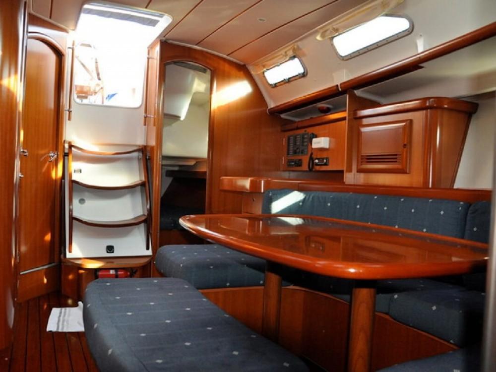 Bootsverleih Bénéteau Oceanis 393 Clipper Port Olímpic Samboat