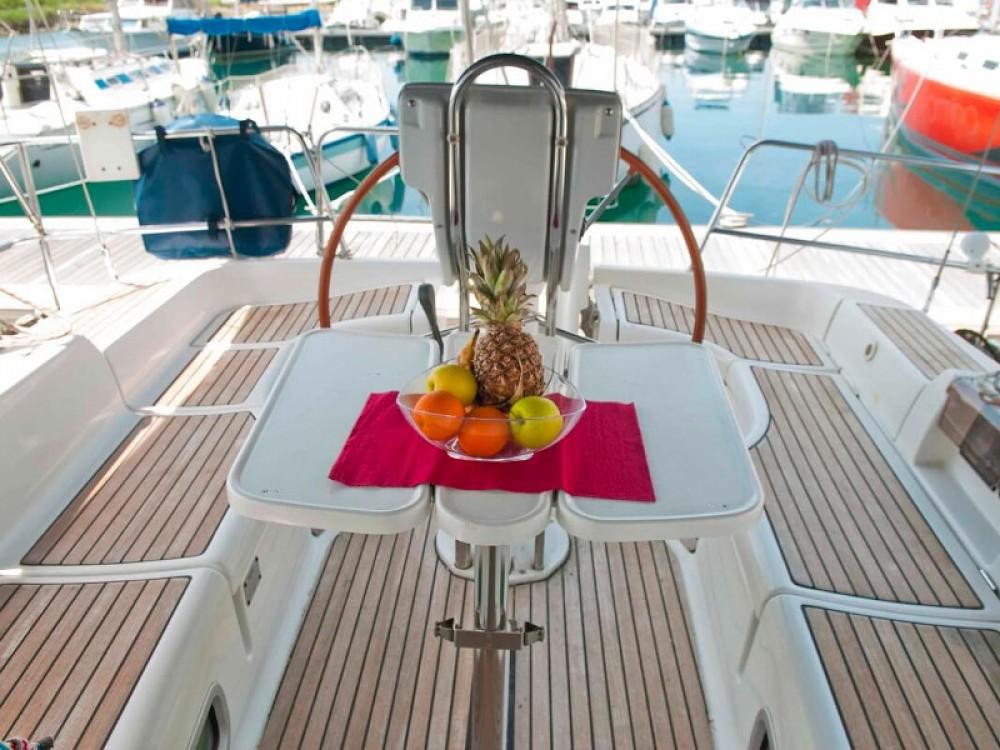Yacht-Charter in Port Olímpic - Bénéteau Oceanis 393 Clipper auf SamBoat