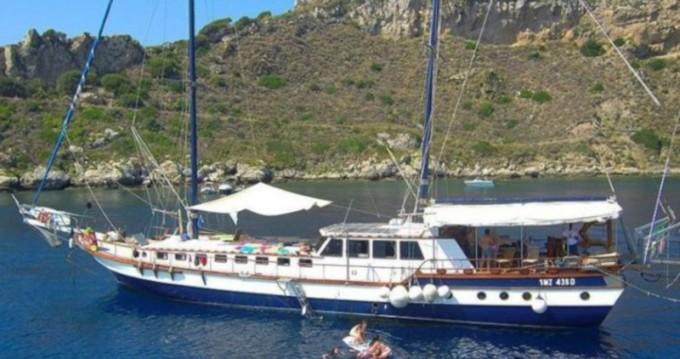 Segelboot mit oder ohne Skipper  mieten in Milazzo