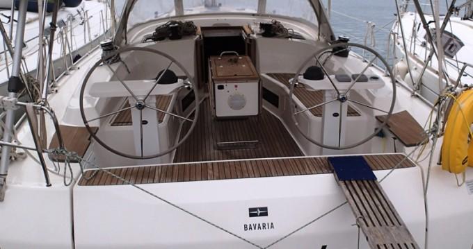 Bootsverleih Sukošan günstig Bavaria 45 Cruiser