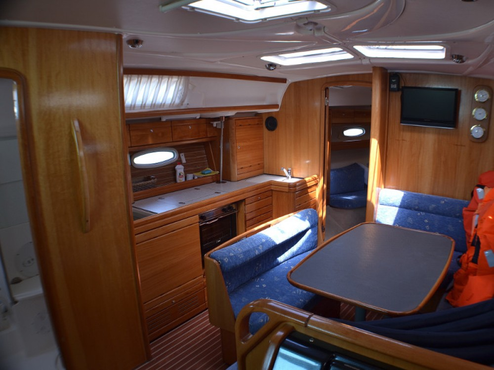 Segelboot mieten in Općina Sukošan zum besten Preis