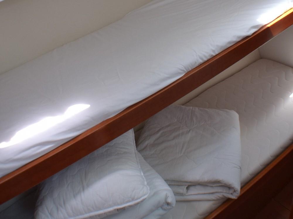 Bootsverleih Bénéteau Oceanis 50 Familiy Sukošan Samboat