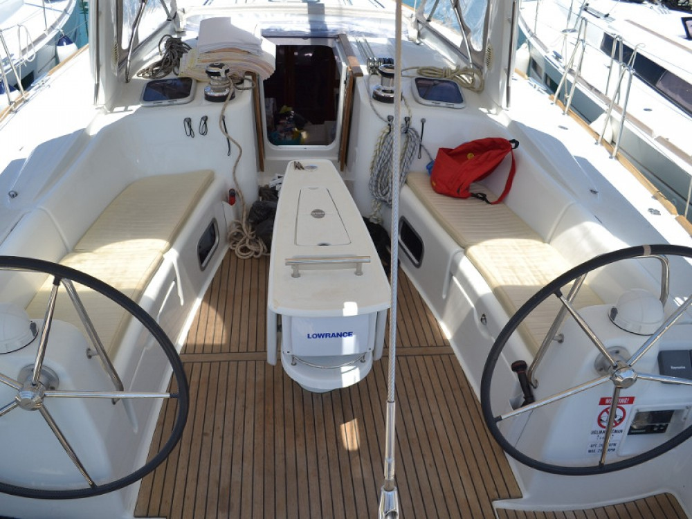 Segelboot mieten in Sukošan - Bénéteau Oceanis 50 Familiy
