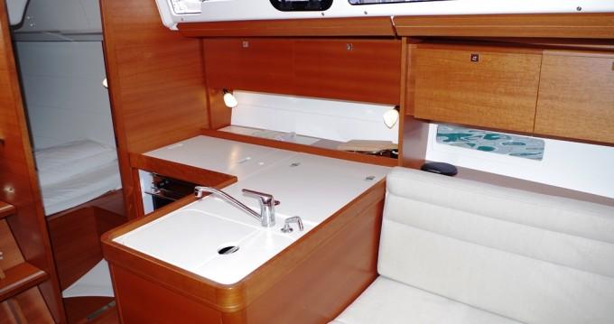 Segelboot mieten in Sukošan - Dufour Dufour 350 GL