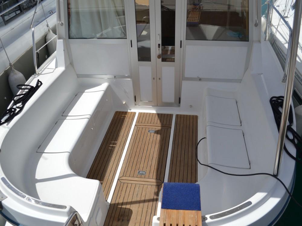 Motorboot mit oder ohne Skipper Sas Vektor mieten in Općina Sukošan