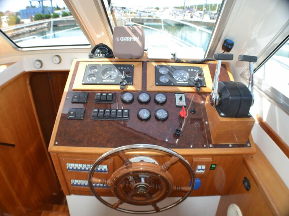 Motorboot mieten in Općina Sukošan zum besten Preis