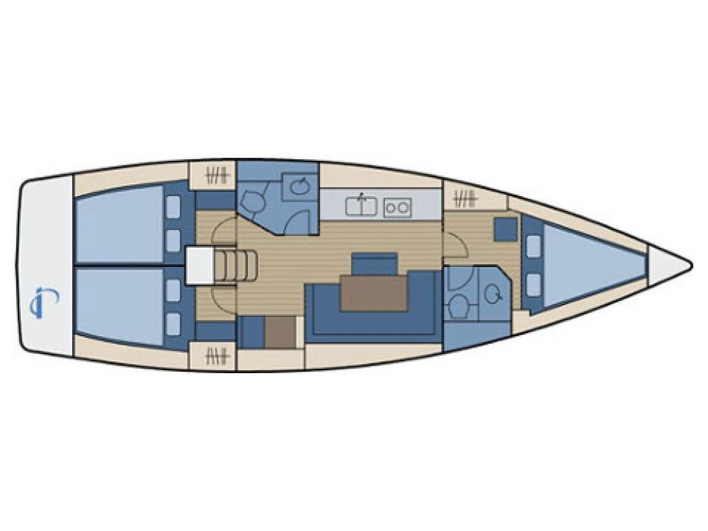 Yacht-Charter in Sukošan - Bavaria Bavaria 40 Cruiser auf SamBoat