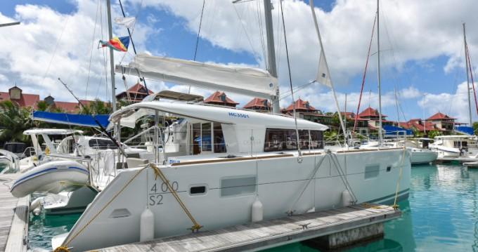 Bootsverleih Lagoon Lagoon 400 Eden Island Samboat