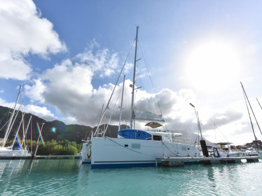 Yacht-Charter in Victoria - Lagoon Lagoon 450 auf SamBoat