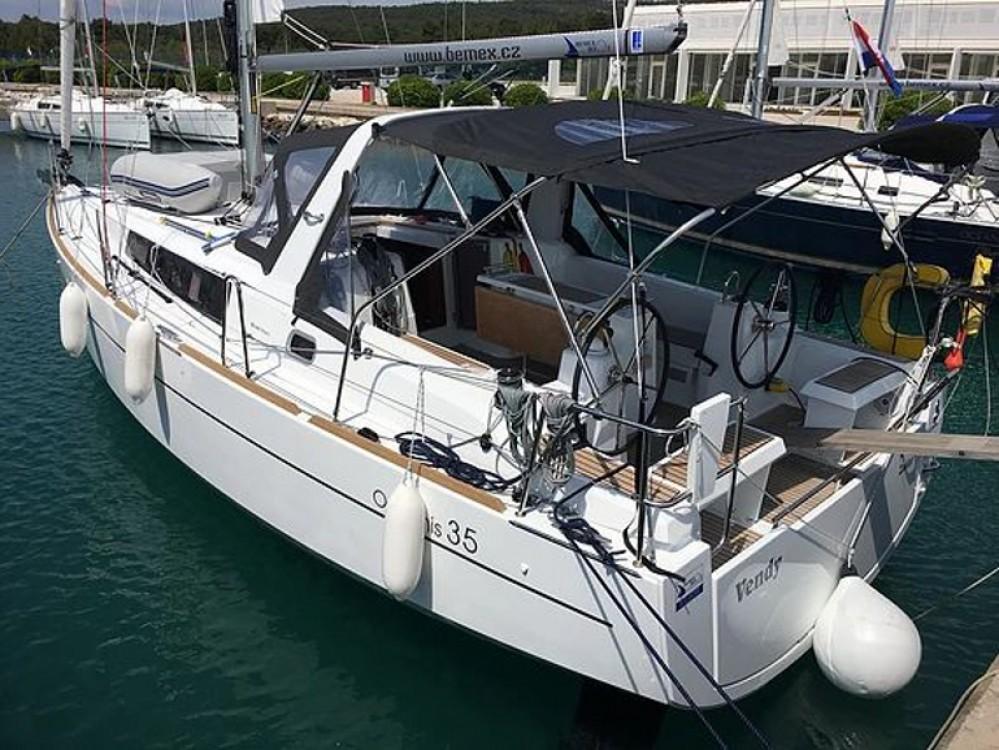 Bootsverleih Bénéteau Oceanis 35 Sukošan Samboat