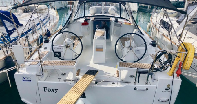 Segelboot mieten in Sukošan - Bénéteau Oceanis 38.1