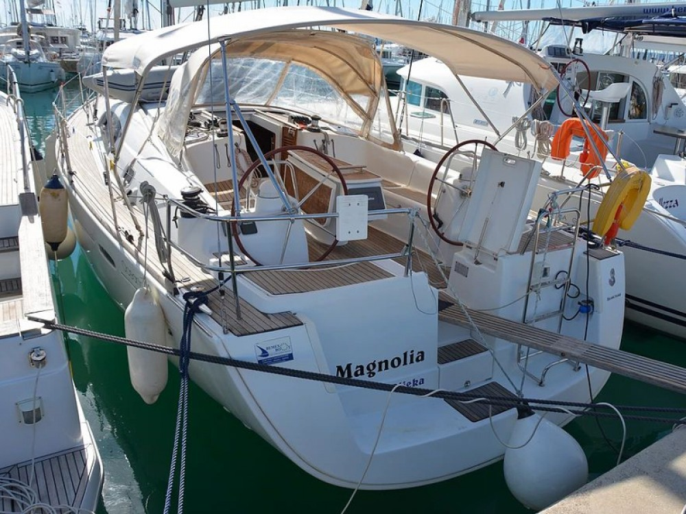 Yacht-Charter in Općina Sukošan - Bénéteau Oceanis 43 Mg auf SamBoat