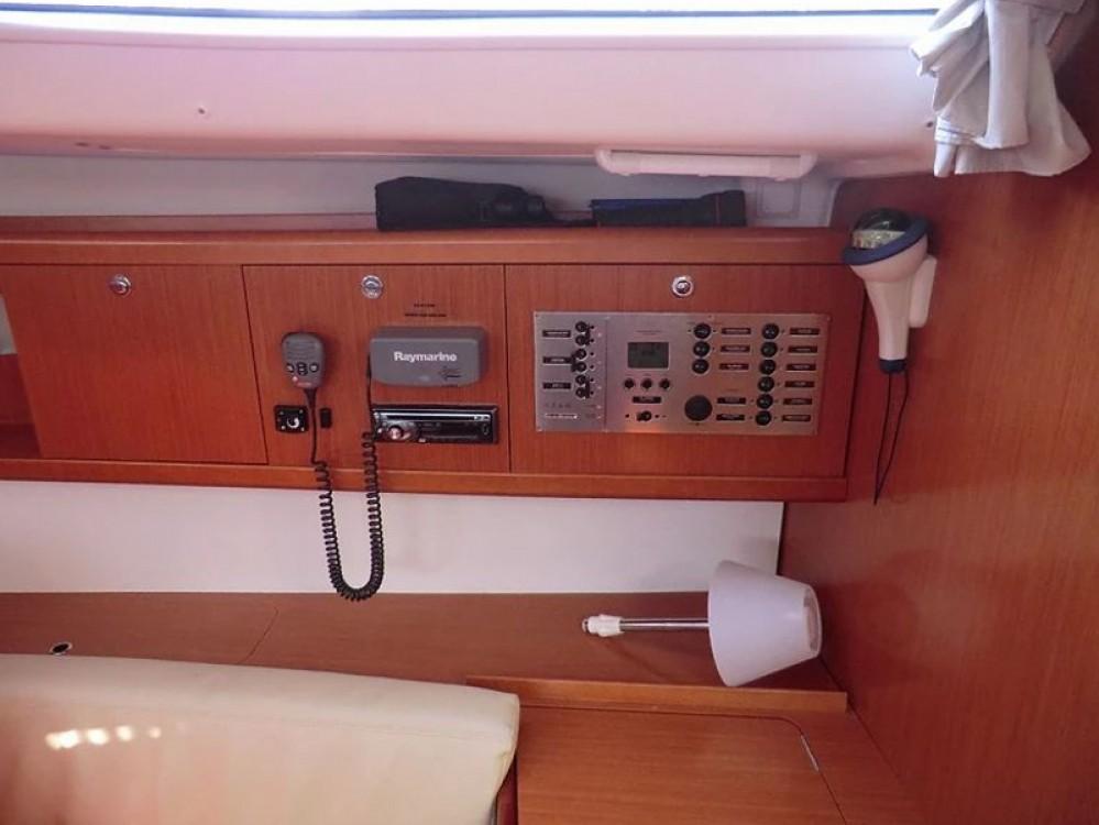 Segelboot mieten in Općina Sukošan - Bénéteau Oceanis 43 Mg