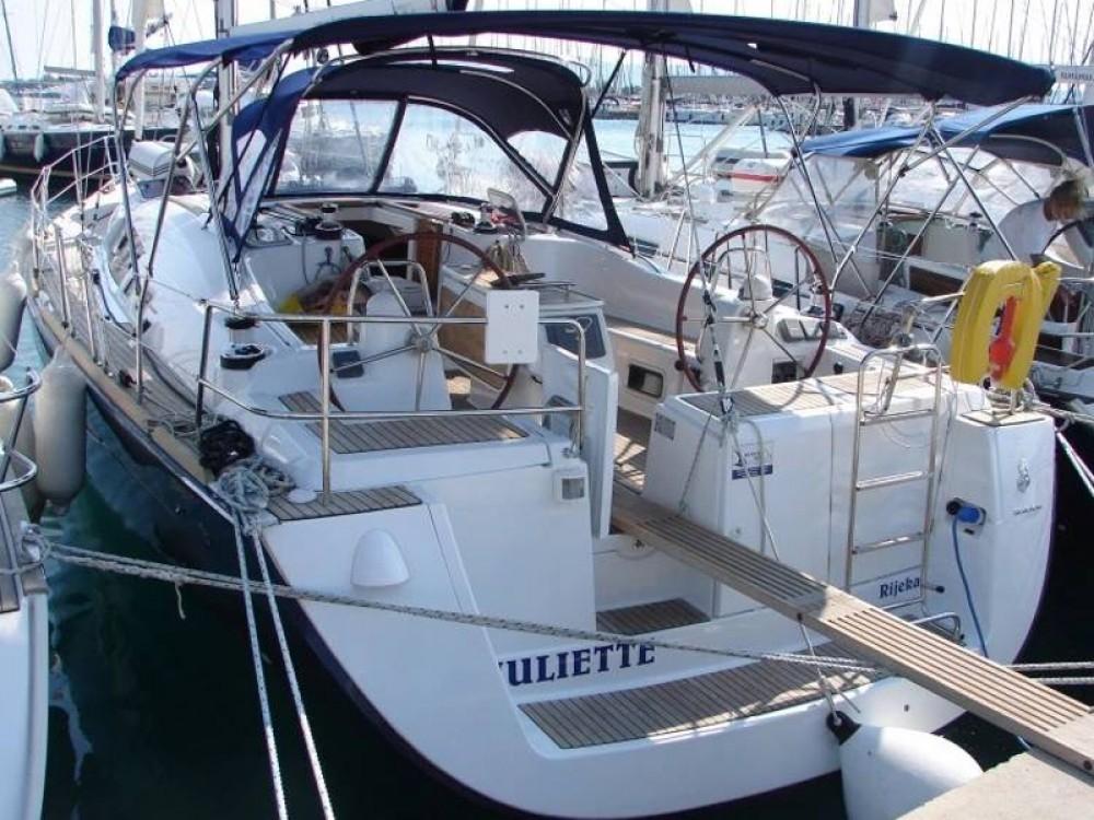 Segelboot mit oder ohne Skipper Bénéteau mieten in Sukošan