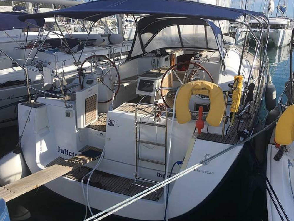 Segelboot mieten in Sukošan - Bénéteau Oceanis 46