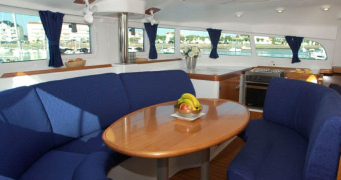 Yacht-Charter in Kolding - Lagoon Lagoon 410 S2 auf SamBoat