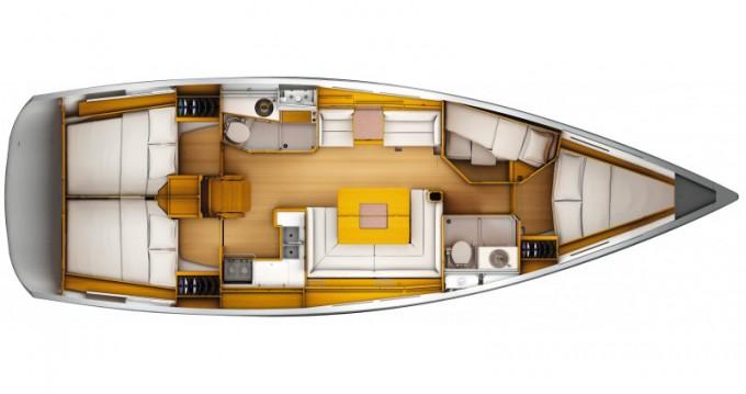Segelboot mieten in Follonica - Jeanneau Sun Odyssey 449