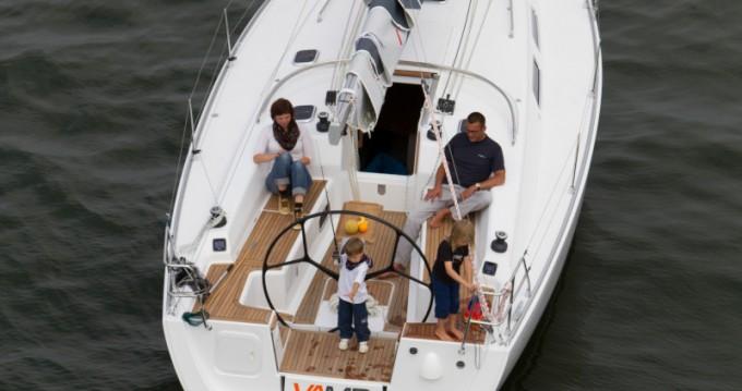 Bootsverleih Dehler Dehler Varianta 37 Altefähr Samboat