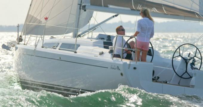 Bootsverleih Hanse Hanse 315 Altefähr Samboat