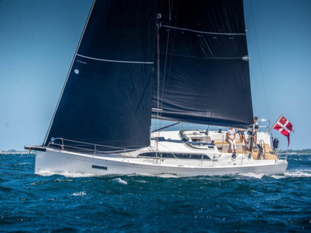 Yacht-Charter in Split - X-Yachts Xp 44 auf SamBoat