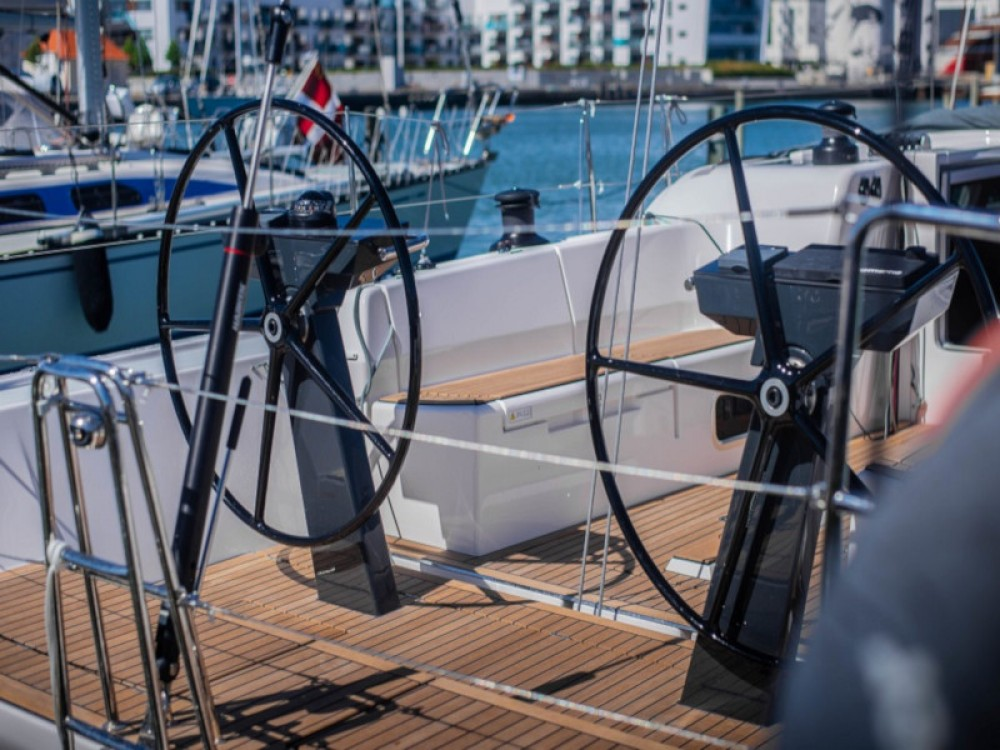X-Yachts Xp 44 zwischen Privatpersonen und professionellem Anbieter Split
