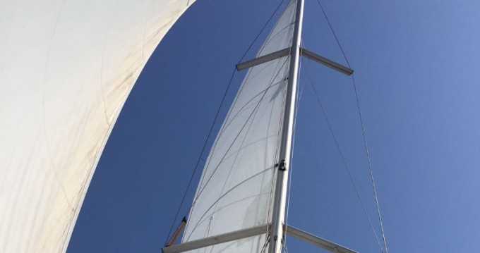 Bootsverleih Jeanneau Sun Odyssey 43 Salerno Samboat