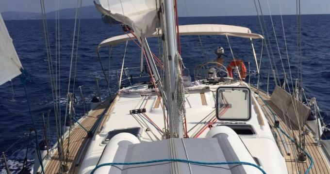 Segelboot mieten in Salerno - Jeanneau Sun Odyssey 43