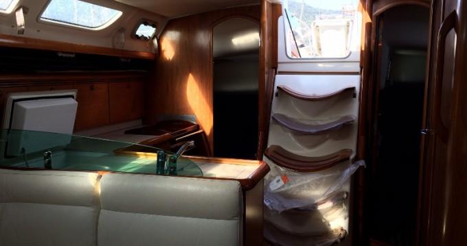 Bootsverleih Salerno günstig Sun Odyssey 43