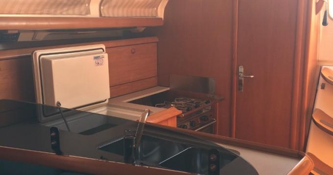 Bootsverleih Jeanneau Sun Odyssey 37 Salerno Samboat