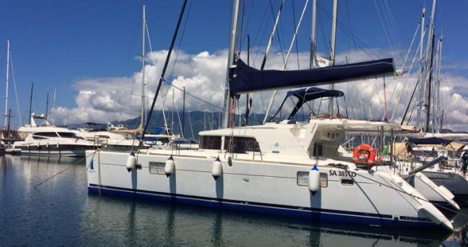 Yacht-Charter in Salerno - Lagoon Lagoon 440 auf SamBoat