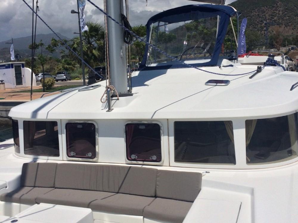 Bootsverleih Lagoon Lagoon 440 Salerno Samboat
