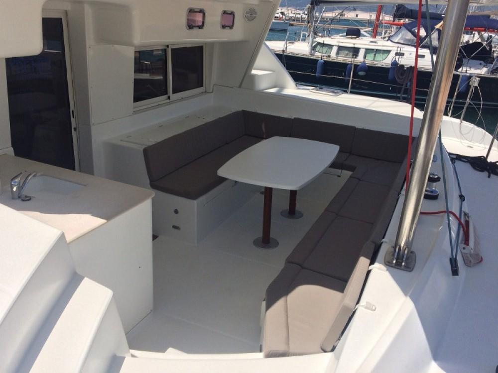 Katamaran mit oder ohne Skipper Lagoon mieten in Salerno