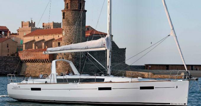 Segelboot mieten in Ribishi - Bénéteau Oceanis 41