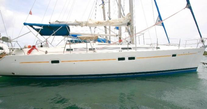 Ein Bénéteau Oceanis 41 mieten in Ribishi