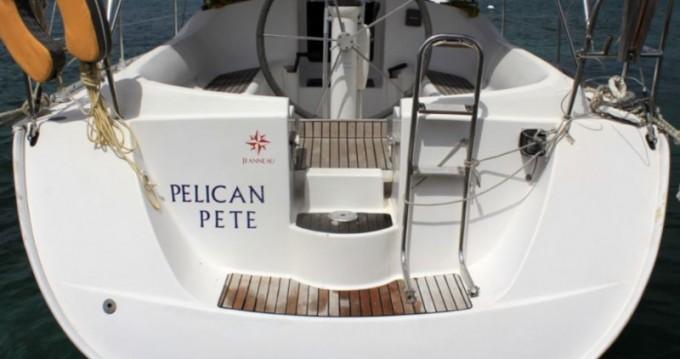 Segelboot mit oder ohne Skipper Jeanneau mieten in Ribishi